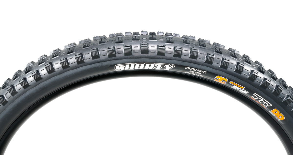 Maxxis Shorty 2 - cover