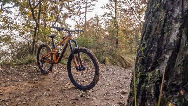 Fotografare la bici - posizione