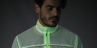 CMP Glow in the Dark, la giacca fluorescente