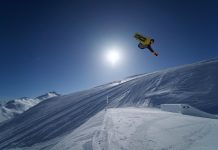 ian matteoli snowboard