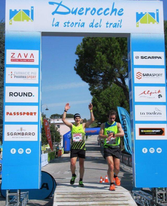 Alla Duerocche l'arrivo di Roberto Fregona e Meridio sulla 21 km