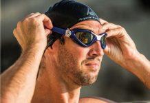 In foto il Kayenne, occhialino tra i più venduti da Aquasphere, con la possibilità di scegliere tra ben 12 lenti differenti