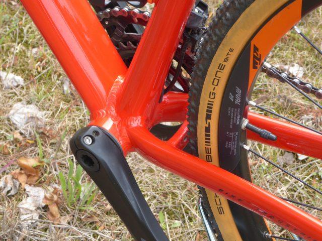 KTM X-Strada 720, la bici gravel in alluminio