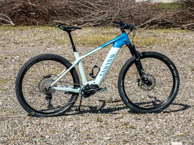 Grand Canyon:ON 9 review - bici
