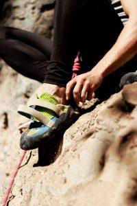 scarpette d'arrampicata