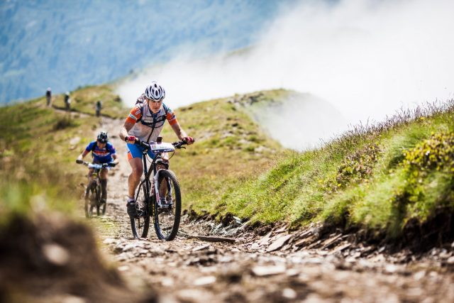 Alta Via Stage Race 2021 - action