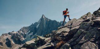 MIllet Light Rush con suola Michelin e disegno esclusivo è pronta per affrontare ogni tipo di terreno trail running