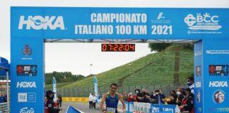 100km del Passatore - Special Edition, Marco Menegardi vincitore assoluto