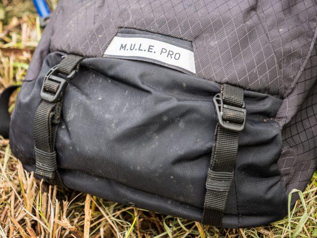 Camelbak MULE Pro 14 test - cinghie