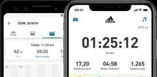 adidas running ti permette di essere connesso e confrontarti con milioni di altri utenti per sfide infinite!