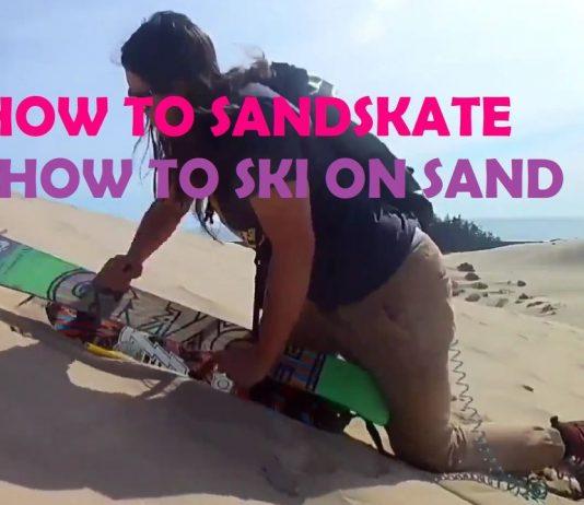 sciare sabbia 2021 estate