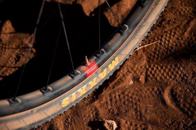Santa Cruz Reserve 28/XC - ruote
