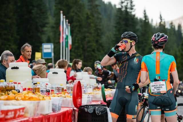 Maratona dles Dolomites, parola al nutrizionista