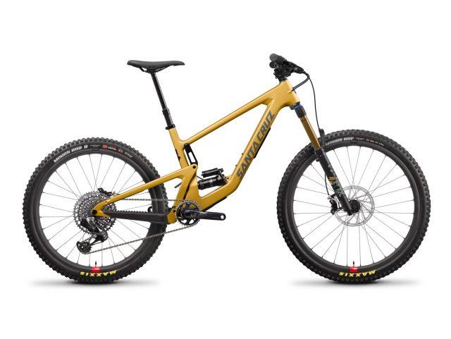 Bronson XX Z01 AXS RSV