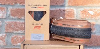 Schwalbe G-One R, off road e racing concept