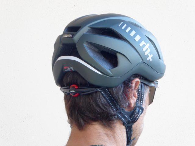 rh+ il casco 3in1 e gli occhiali Klyma