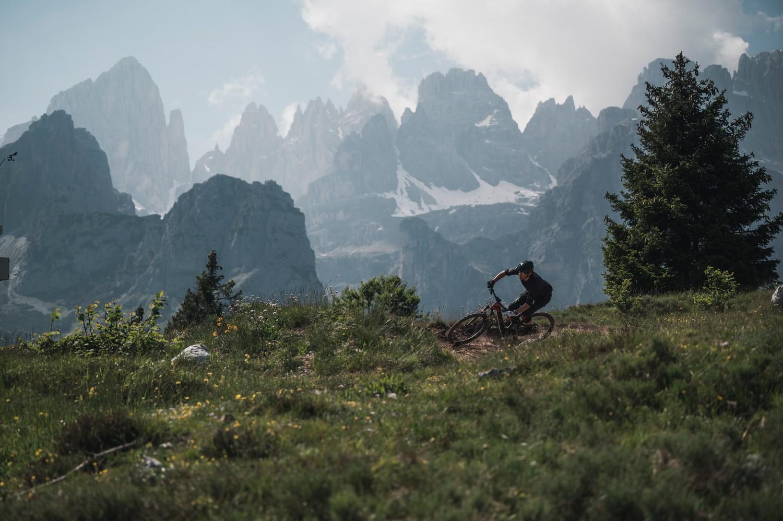 Dolomiti Paganella Bike 10 anni - action