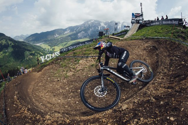World Cup DH Leogang 2021 - Vali Holl