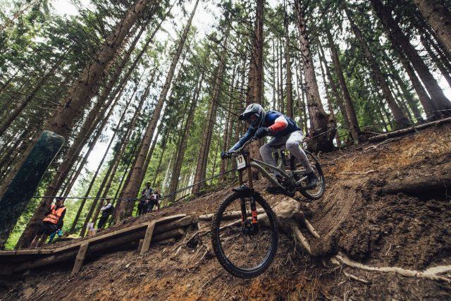World Cup DH Leogang 2021 - Benoit Coulanges