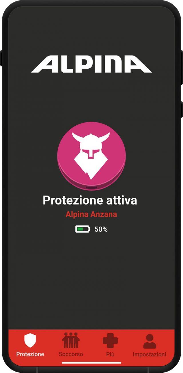 Tocsen - Alpina app
