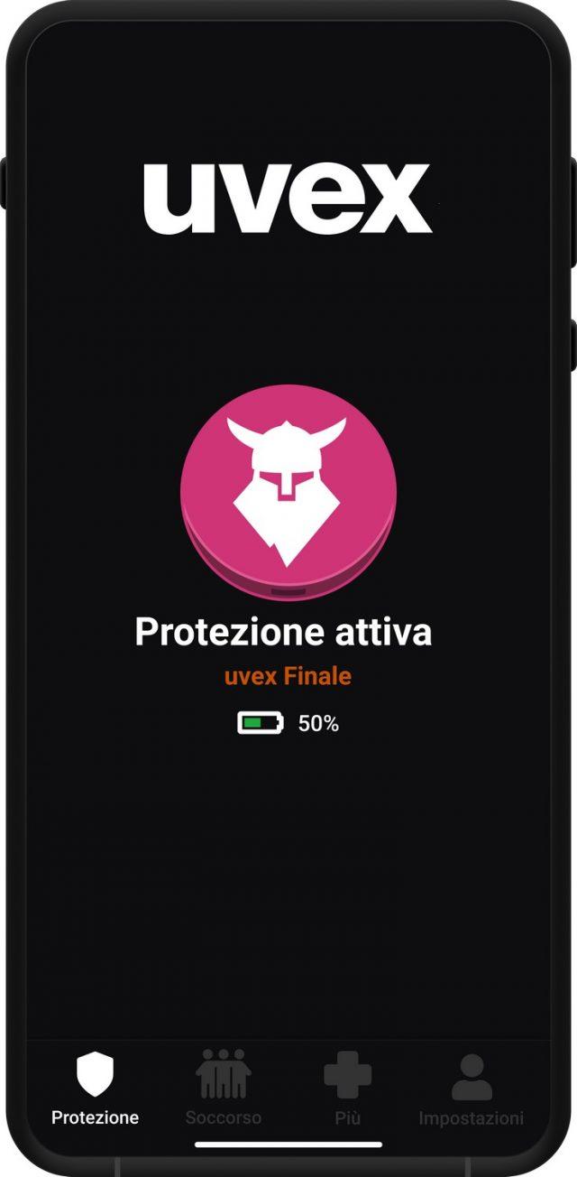 Tocsen - Uvex app