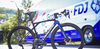 Lapierre, una nuova Xelius Disc per il Tour de France