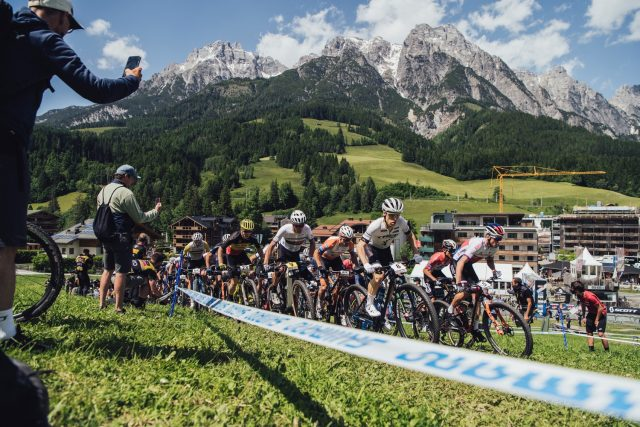World Cup XC Leogang 2021 - panoramica