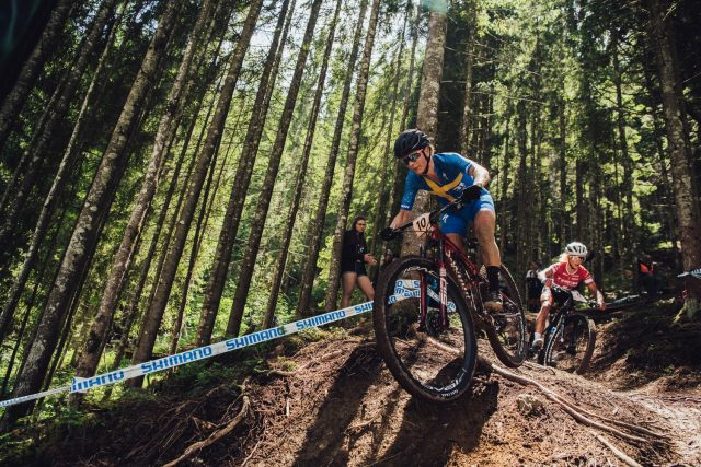 World Cup XC Leogang 2021 - Jenny Rissveds