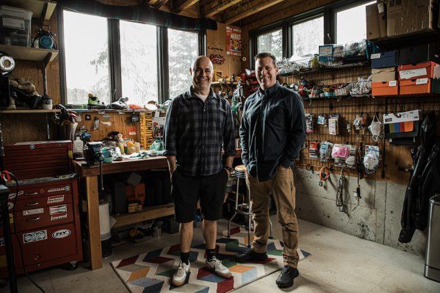 Dave Dombrow e Kevin Fallon atrefici del progetto Speedland