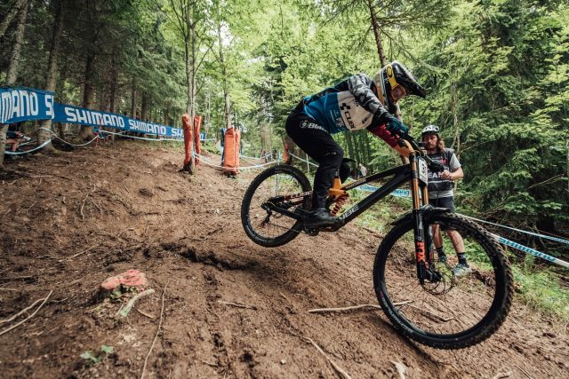 World Cup DH Les Gets 2021 - Max Hartenstern