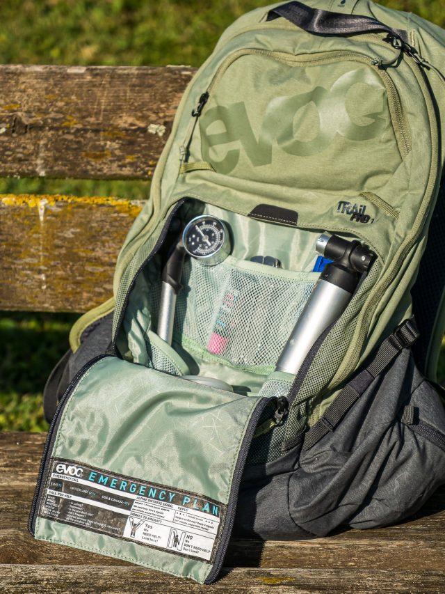Evoc Trail Pro 16 Review - 03