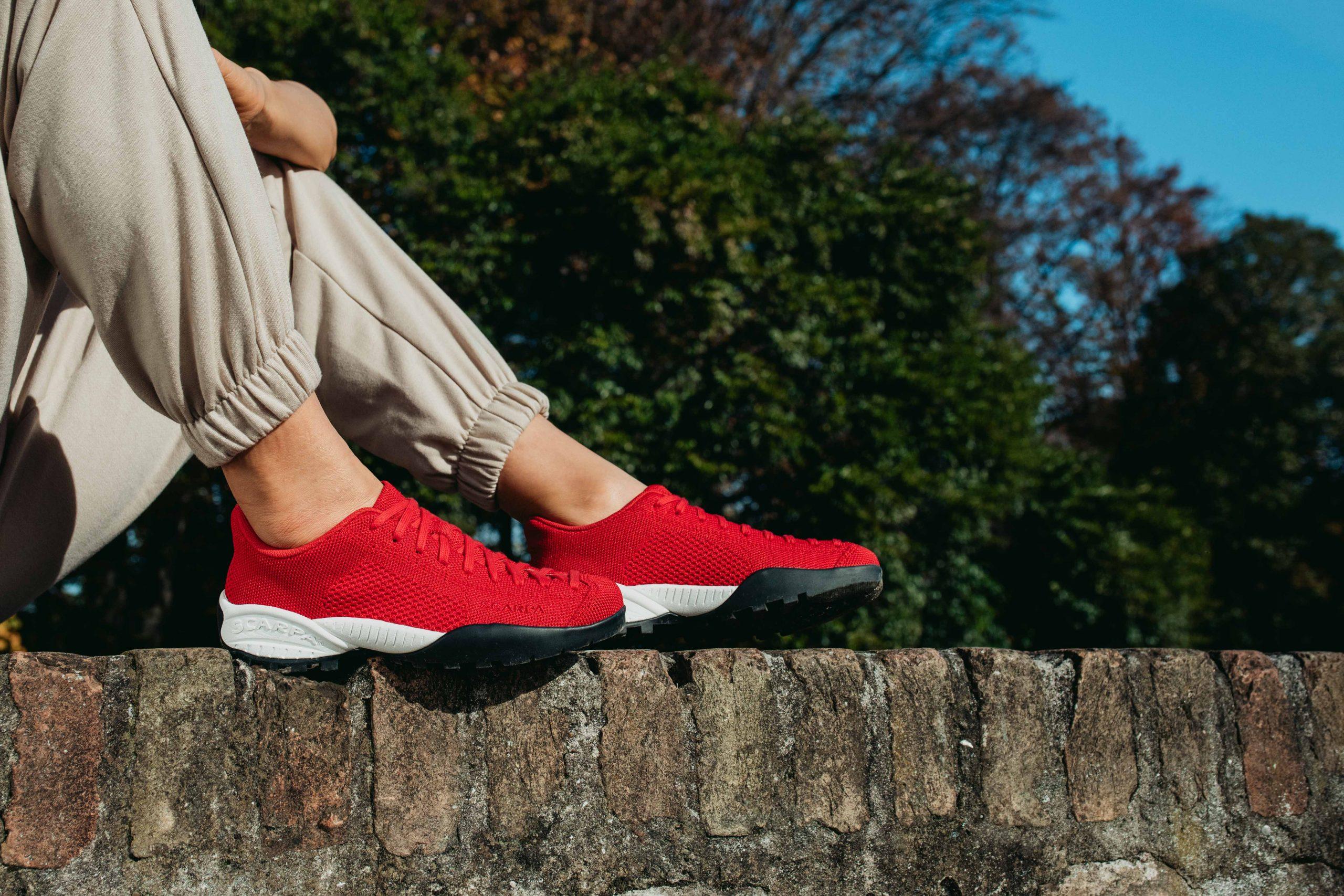 scarpa sostenibilità
