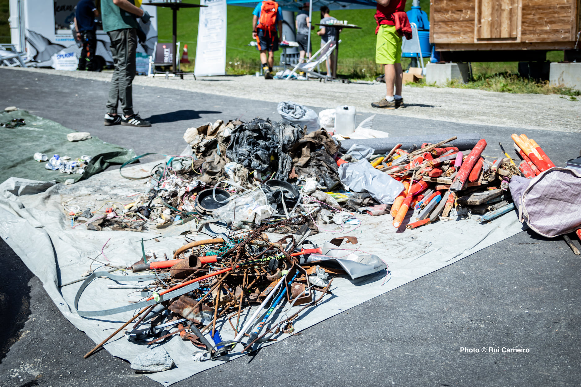 clean-up tour 2021
