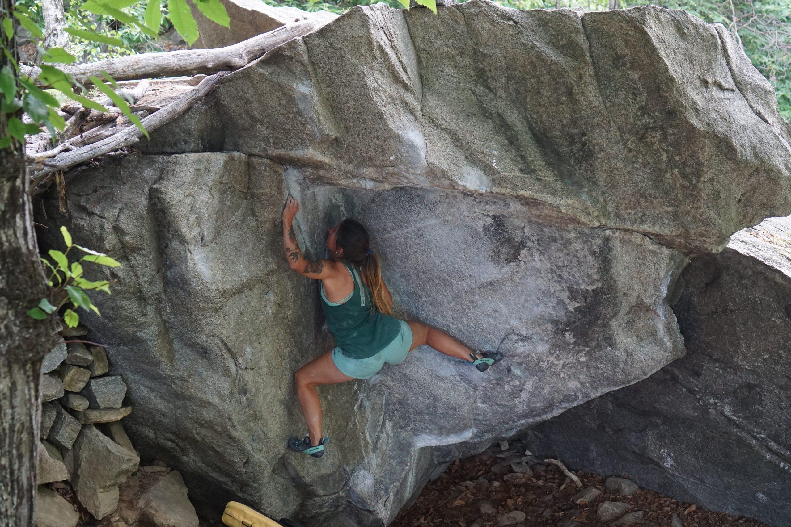 boulder in svizzera