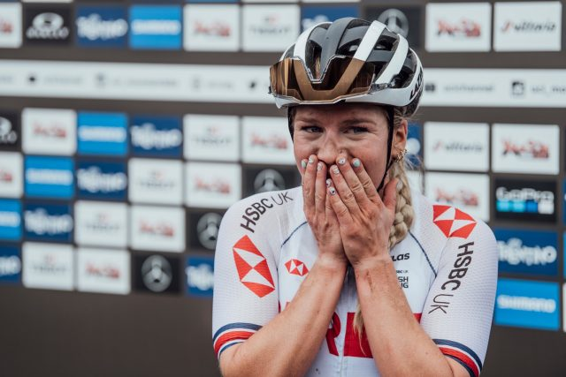 Evie Richards - Val di Sole 2021