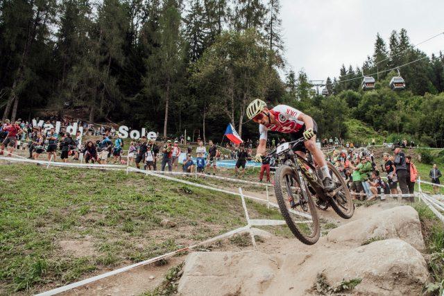 Nino Schurter - Val di Sole 2021 - gara