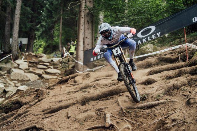 Benoit Coulanges - Val di Sole 2021 gara