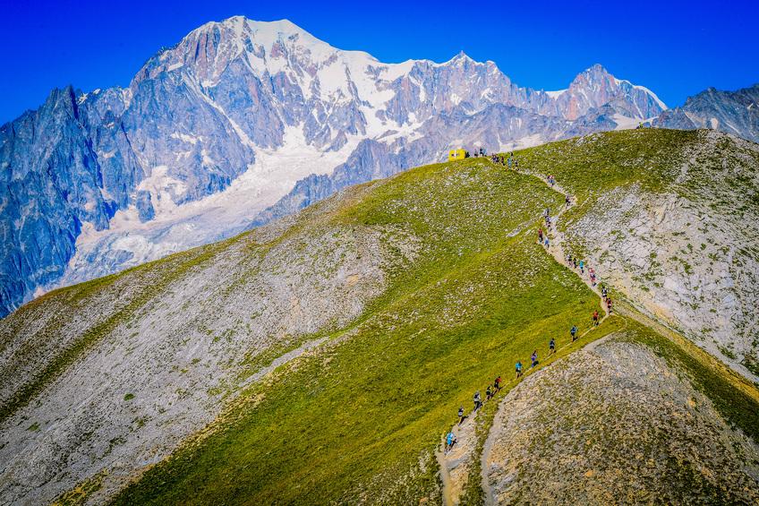 UTMB Mont-Blanc 2021, oltre 10.000 atleti!