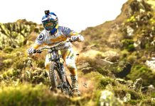 Gee Atherton - The Knife Edge - cover
