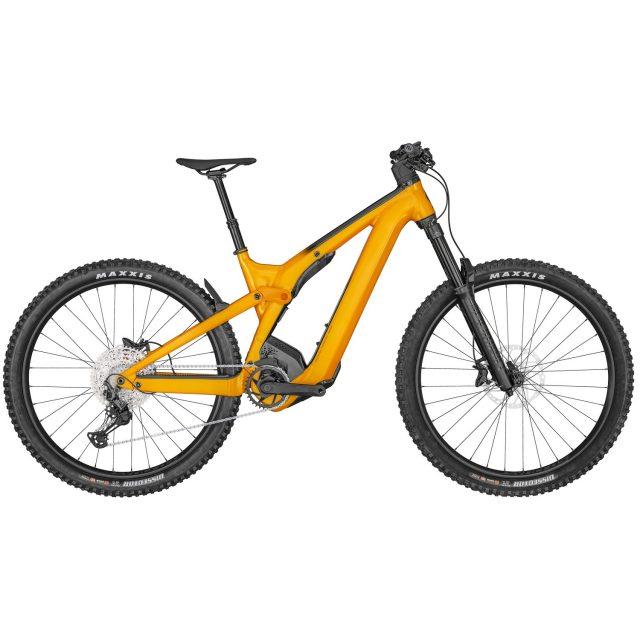 Scott Patron eRide 920 Yellow