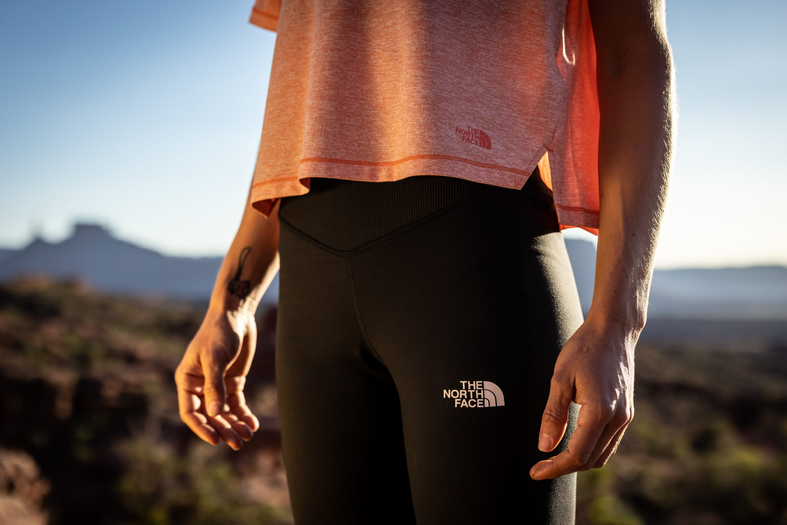 the north face active