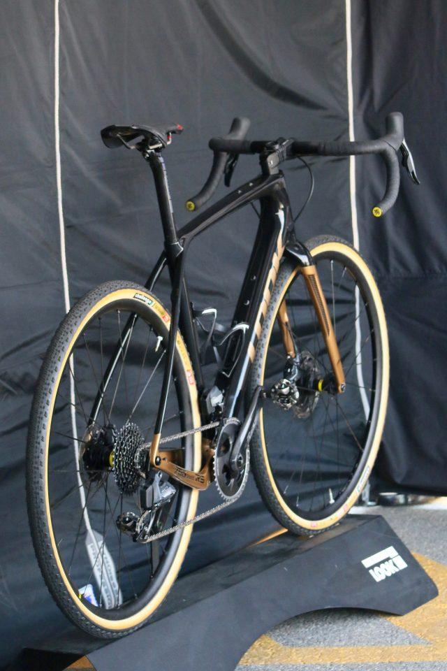 Look 765 Gravel RS Carbon, rivediamola insieme