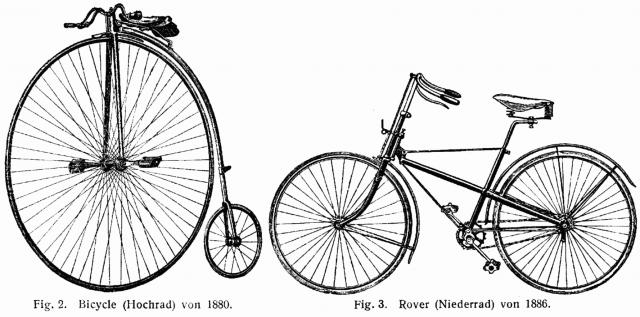Biciclo e Rover