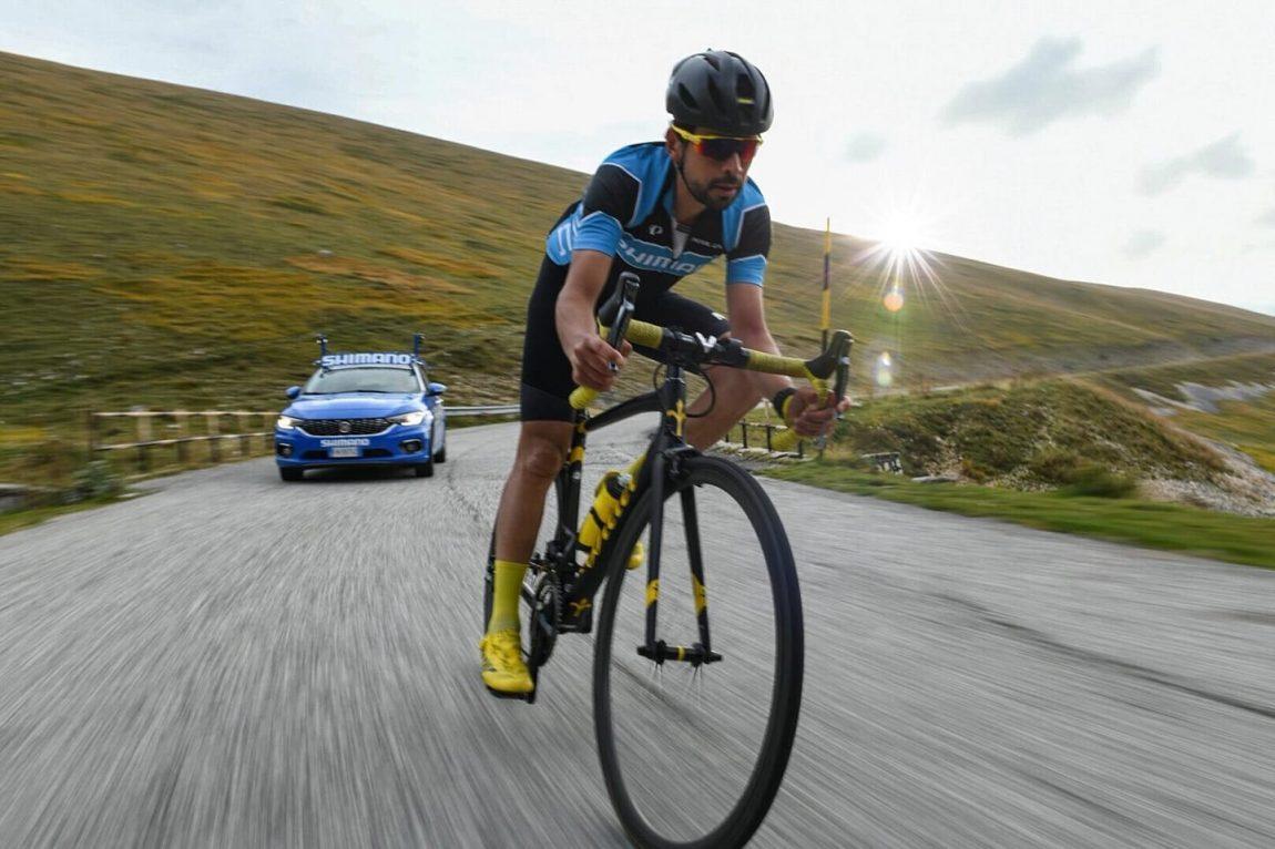 Omar Di Felice all'Italian Bike Festival 2021