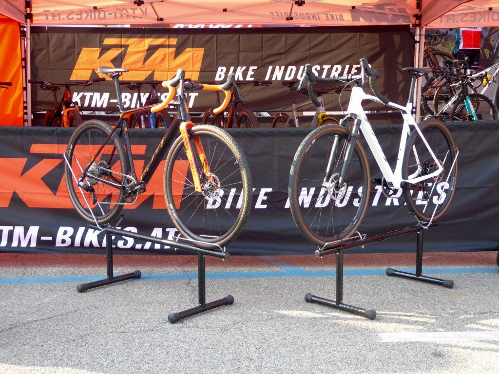 KTM X-Strada, gravel, ciclocross e molto altro