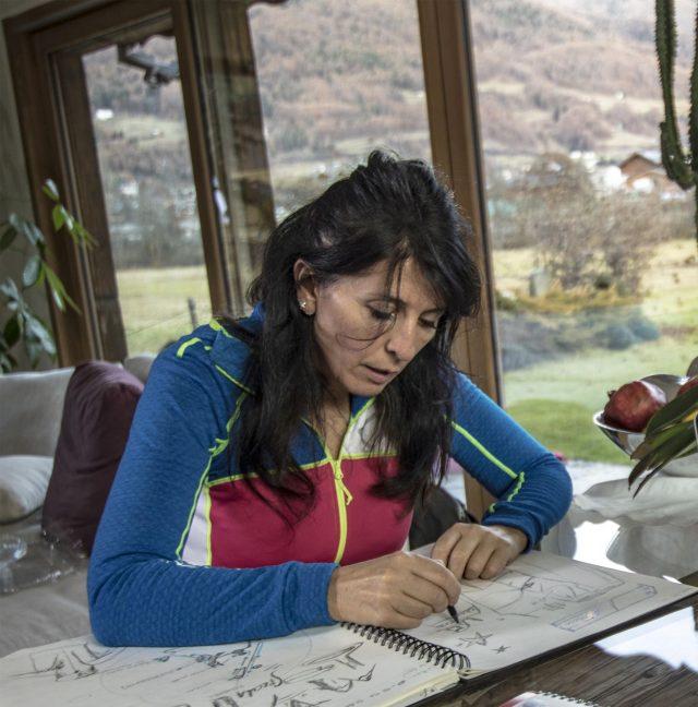 Valeria Colturi, fondatrice e mentre creativa del brand CRAZY