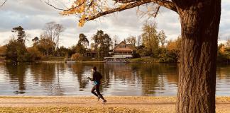 allenamento in autunno
