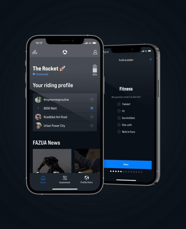 Fazua App
