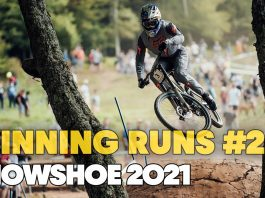 World Cup DH Snowshoe #2 report - cover
