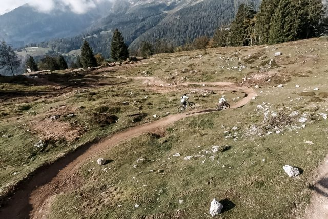 MTB Talks Dolomiti Paganella Bike - Molveno Zone